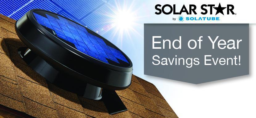 Solar Star Sale