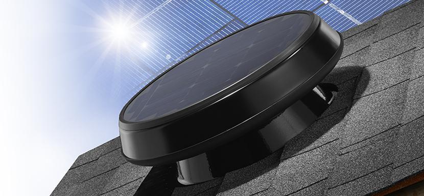 Solar Star Ventilation Fans